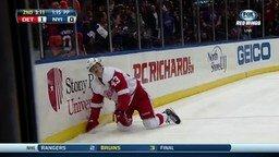 Крутой хоккейный гол смотреть видео - 1:10