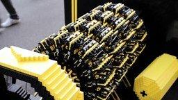 Смотреть Машина из Лего
