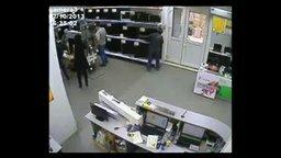 Смотреть Самое продуманное ограбление за 6 секунд