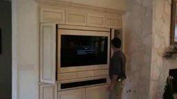 Смотреть Телевизор в стенке