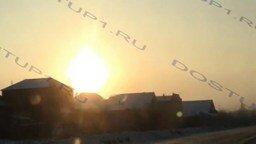 Гало в Челябинской области смотреть видео - 0:17