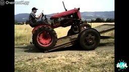 Тракторные приколы смотреть видео прикол - 6:34