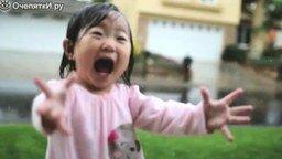Ребёнок радуется дождю смотреть видео прикол - 2:27