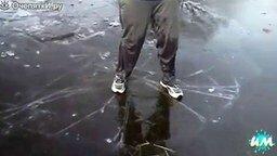 Смотреть Подборка водно-ледяных неудач