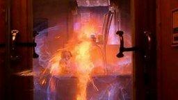 Воспламенение газа в замедленной съёмке смотреть видео - 1:50