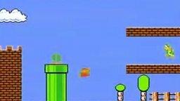 Секретные трюки в игре Марио смотреть видео прикол - 7:47