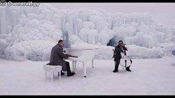 Смотреть Зимняя горячая мелодия