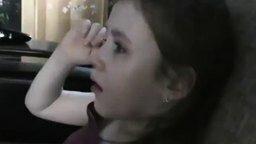 Малышка прощается с Олимпиадой смотреть видео прикол - 0:51