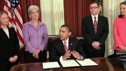 Пародийный юмор от Барака Обамы смотреть видео прикол - 2:34