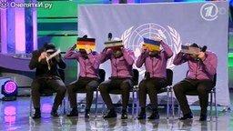 Смотреть КВН о России и других странах
