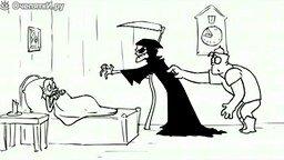 Смотреть Три богатыря против смерти