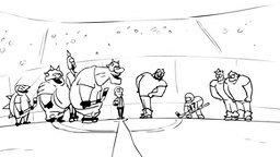 Смотреть Три богатыря и хоккей
