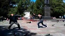 Прикольная нарезка неудач и курьёзов смотреть видео прикол - 5:39