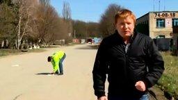 Новая технология ремонта дорог смотреть видео прикол - 2:51