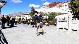 Танцевальный позитив из Китая