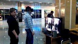 Смотреть Опасная виртуальная реальность