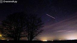 Смотреть Пейзажи ночного неба