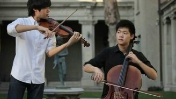 Эволюция музыки на скрипке и виолончели смотреть видео - 5:13
