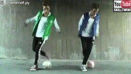 Смотреть Виртуозы с мячами
