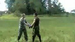 ВДВ против Спецназа смотреть видео - 1:16