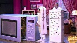 Сало возвращается в холодильник смотреть видео прикол - 5:44