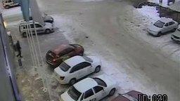 Смотреть Автомобиль-убийца