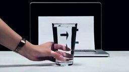 8 научных трюков с водой смотреть видео прикол - 2:14