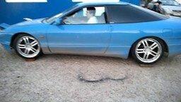 Смотреть Неудачно унизил своё авто