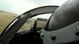Смотреть Полёт на истребителе