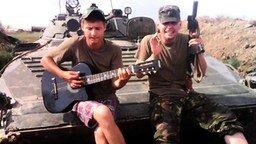 Смотреть Я солдат, недоношенный ребёнок войны...