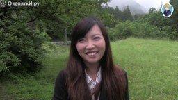 Смотреть Курочка Ряба от японки