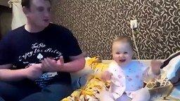 Устроил концерт для дочки смотреть видео - 0:32