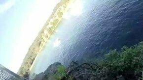 Встреча с акулой под водой смотреть видео прикол - 1:39