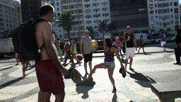 Смотреть Бразильская девушка