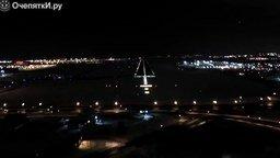 Смотреть Полёт на боинге ночью