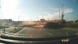 Про удачу на дорогах смотреть видео прикол - 4:09