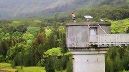 Смотреть Захватывающие крутые прыжки