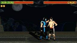 Реалистичный Mortal Kombat смотреть видео прикол - 2:03