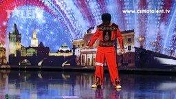 Смотреть Танцор из Киргизии