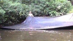Рыбалка на подъёмку смотреть видео прикол - 1:36