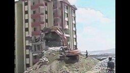 Смотреть Снос здания по-турецки