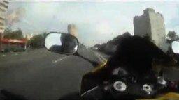 Безумный на мотоцикле смотреть видео прикол - 6:37