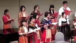 Смотреть Японцы поют русские песни