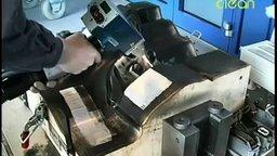 Смотреть Лазер как инструмент чистки поверхности
