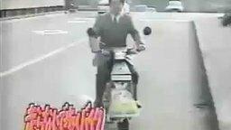 Смотреть Ай да чудо-скутер!