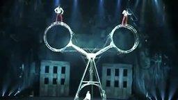 Смотреть Колесо смерти в цирке