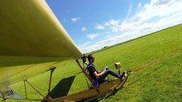Смотреть Высокий полёт на планере
