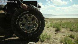 Смотреть Суровая реклама автомобильных шин