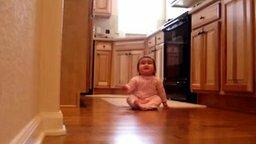 Счастье дочери, когда она видит отца смотреть видео прикол - 0:40