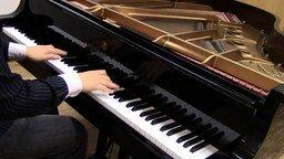 Смотреть Пианист-виртуоз